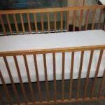 Babyhug Malmo Wooden Cot-Wooden cot-By anita_jadhav_dhamne