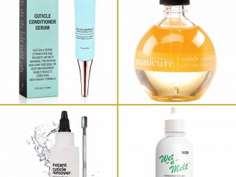 11 Best Cuticle Removers Of 2020