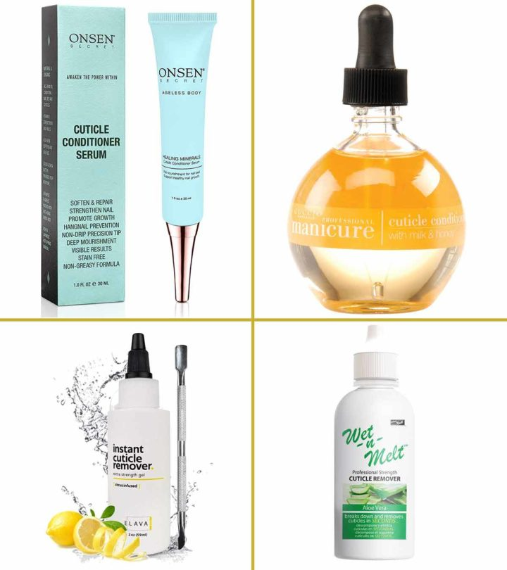 Best Cuticle Removers Of 2020