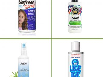 11 Best Head Lice Sprays To Buy In 2021
