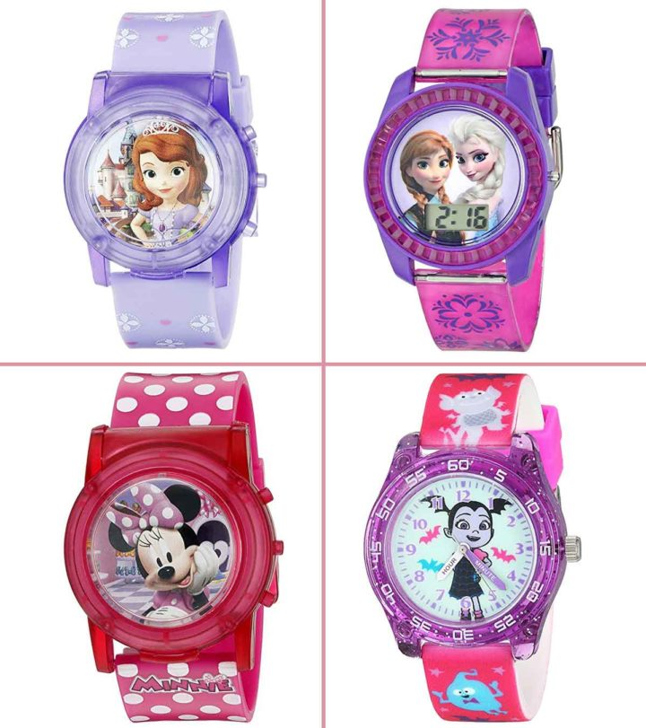 Best Disney Watches For Kids To Buy In 2020