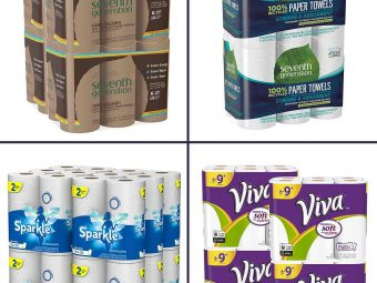 15 Best Paper Towels to buy in 2020