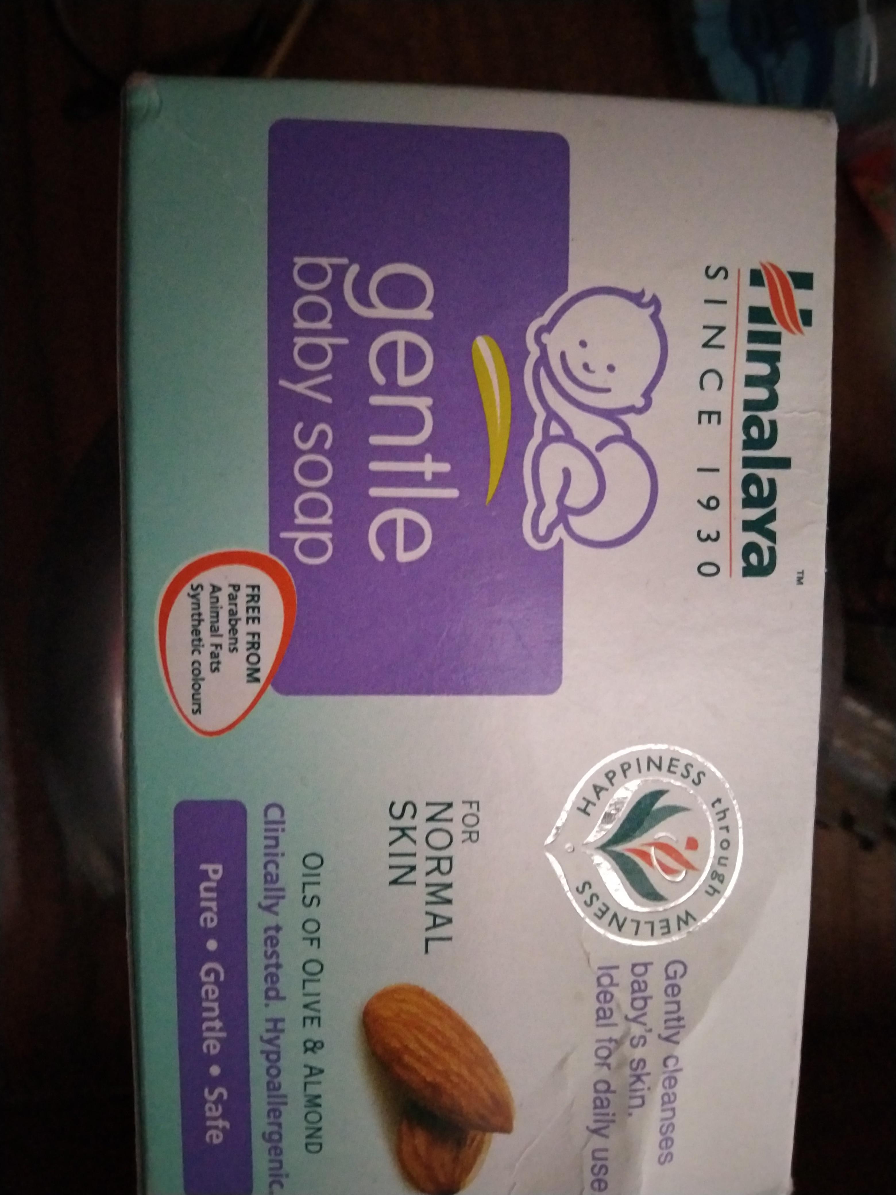 Himalaya Extra Moisturizing Baby Soap-Baby soap-By sakshi116