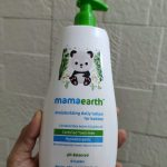 Mamaearth Daily Moisturizing Lotion and Mineral Based Sunscreen-Body lotion for baby-By garimabagga