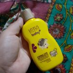 Lotus Herbals baby+ Eternal Love Baby Massage oil-Lotus herbal massage oil-By sonisejwal