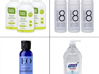 16 Best Hand Sanitizers In 2020