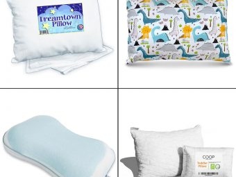 17 Best Pillows For Kids In 2020