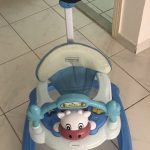 Babyhug First Walk Musical Walker With Parent Push Handle-Baby hug walker-By chithrasara