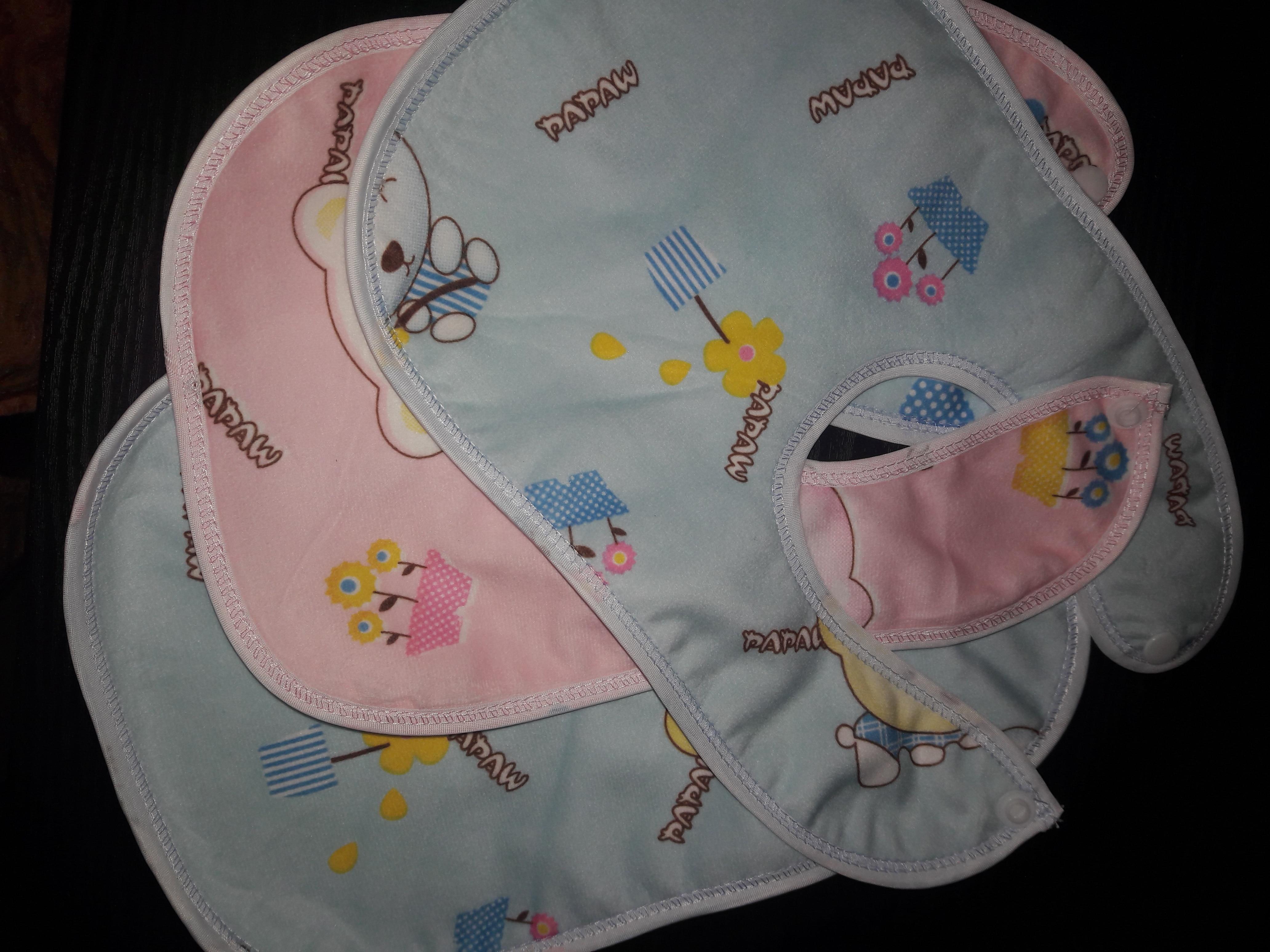 Babygo Waterproof Baby Apron with Bib-Babygo-By rajeswaritcode