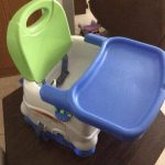 Mee Mee 2 in 1 Infant And Toddler Booster Seat-Decent one-By jayasree0806