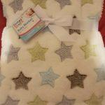1st Step Fleece Blanket Fish Embroidered-Fleece blanket-By amarjeet
