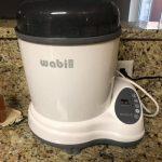 wabi baby electric steam sterilizer and dryer-Stem steriliser-By dharanirajesh16