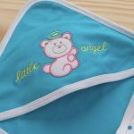Babyhug 2 Ply Hosiery Hooded Wrapper-Baby hug wrapper-By sonisejwal