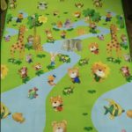 Paramount Double Sided Play Mat Animal Print-Double sided play mat-By sonisejwal