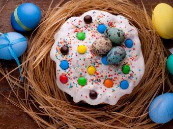 7 Easter Cake Recipes & Inspiration