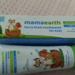 Mamaearth Berry Blast Toothpaste For Kids-Mamaearth tooth paste-By amarjeet