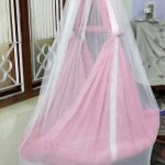 VParents Baby Swing Cradle with Mosquito Net and Spring-Swing cradle-By dharanirajesh16