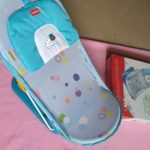 LuvLap Hippo Dippo Compact Baby Bather-hippo dippo baby bather-By dharanirajesh16