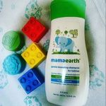 Mamaearth Gentle Cleansing Shampoo For Babies-mamaearth gentle cleansing shampoo-By dharanirajesh16