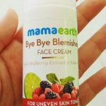 Mamaearth Bye Bye Blemishes Face Cream-mamaearth magic face cream-By dharanirajesh16