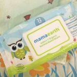 Mamaearth  Organic Bamboo Based Baby Wipes-mamaearth bamboo wipes-By dharanirajesh16