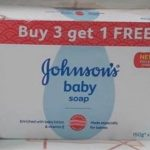Johnson's Baby Soap-johnson baby soap-By dharanirajesh16