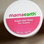 Mamaearth Argan Hair Mask-argan hair mask-By dharanirajesh16