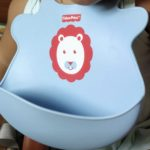 Fisher-Price Ultra Care Baby Bib with Pocket - Waterproof-Fisher price ultra care bib-By amarjeet