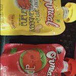 Ormeal Apple Strawberry Banana Organic Fruit Puree-Ormeal instant food-By dharanirajesh16