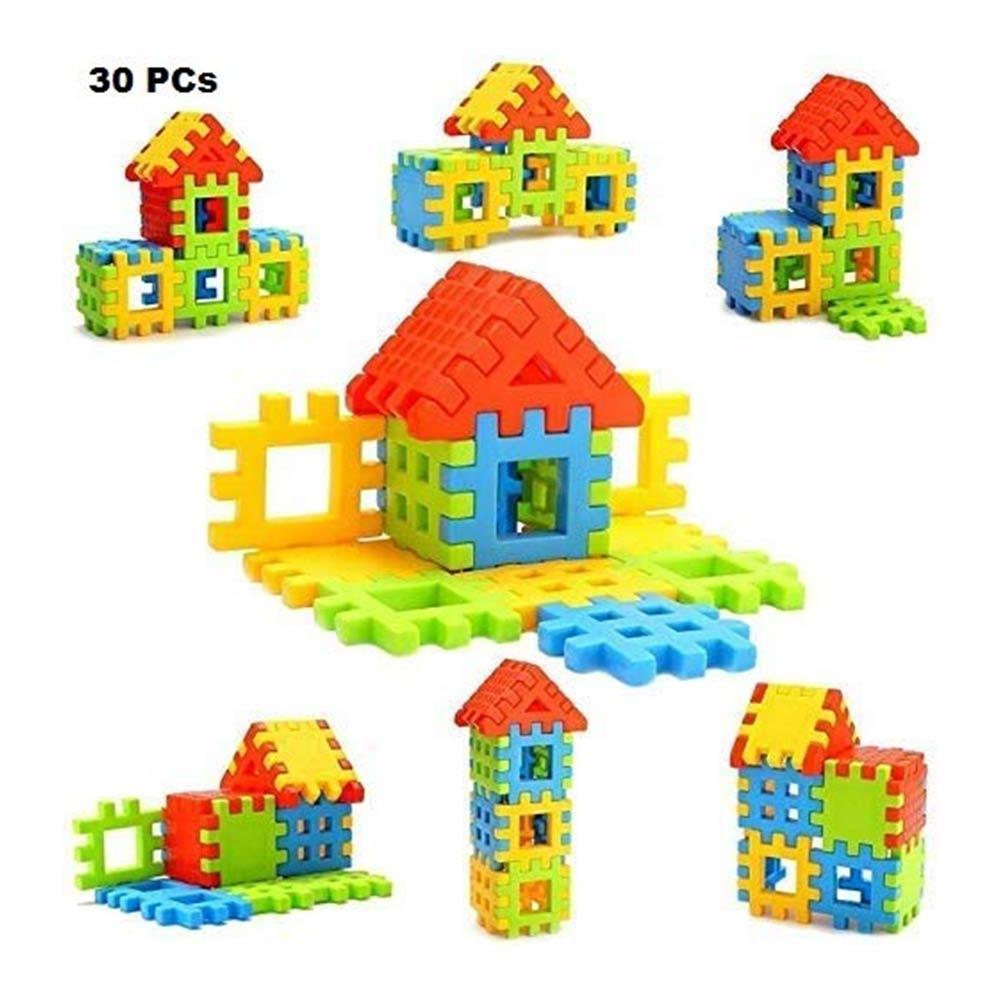 Advent Basics Happy Home Building Blocks