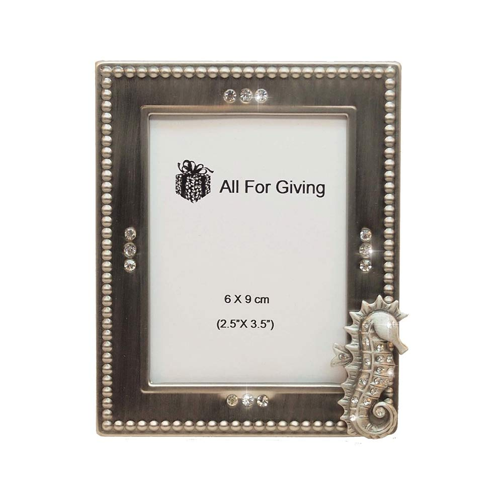 All For Giving Seahorse Picture Frame