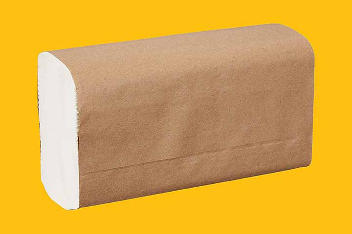 Amazon Commercial Multifold Paper Towels