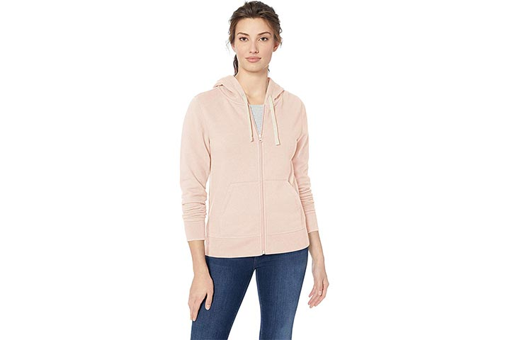 Amazon Essentials Full-Zip Hoodie