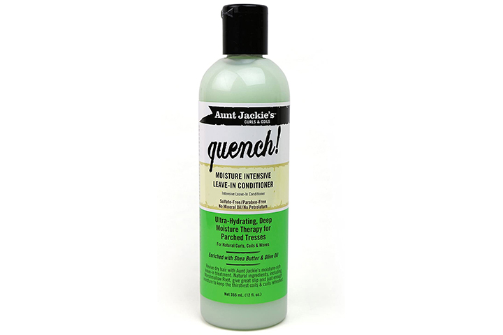 Aunt Jackie's Quench, Moisture Intensive Leave-in Conditioner