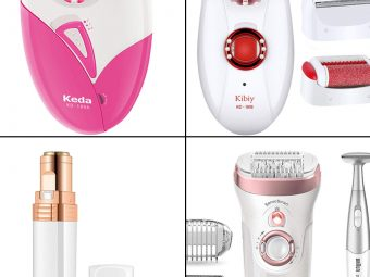 17 Best Epilators For Hair Removal To Buy In 2020