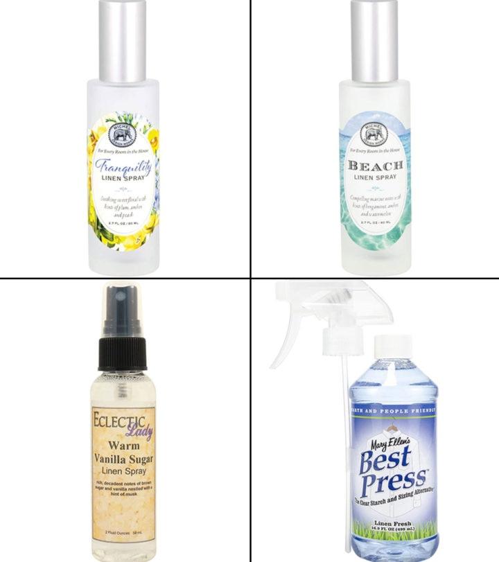Best Linen Sprays To Buy