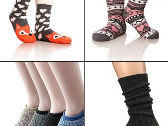 14 Best Slipper Socks For Women In 2021