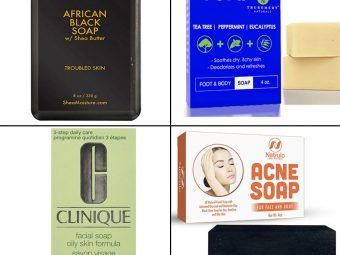13 Best Soaps For Oily Skin To Buy In 2021