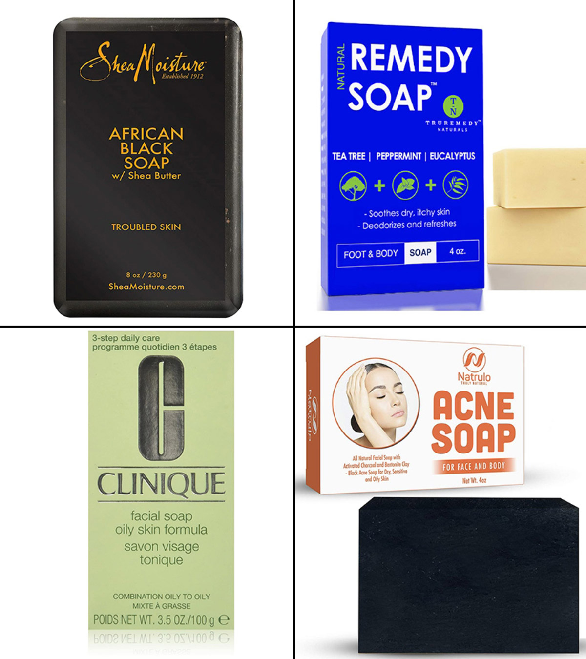 13 Best Soaps For Oily Skin In 2020