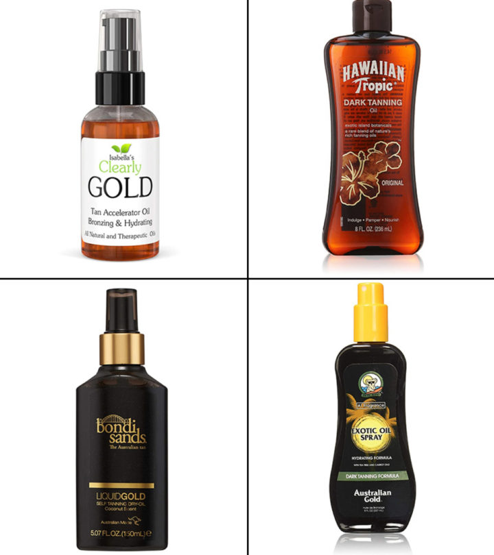 Best Tanning Oils To Try