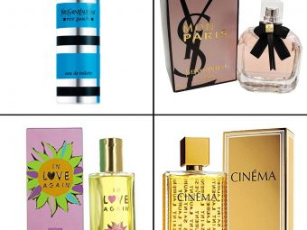 8 Best YSL Perfumes For Women In 2020