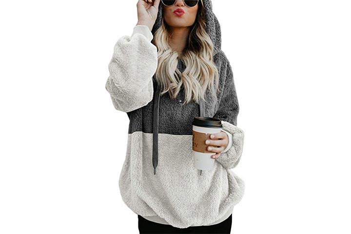 Blencot Oversized Pullover Hoodie