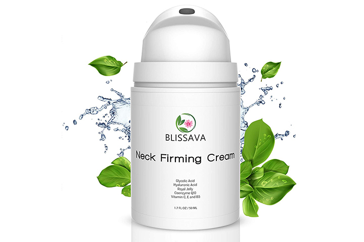 Blissava Neck Firming Cream