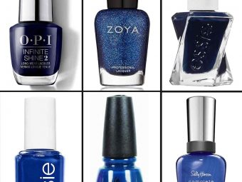 15 Best Blue Nail Polish To Buy In 2020