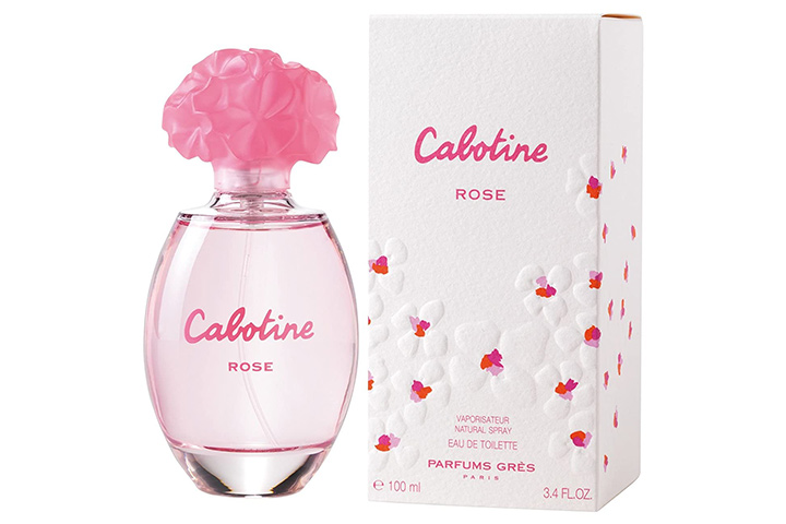 Cabotine Rose By Parfums Gres, Eau de Toilette Spray