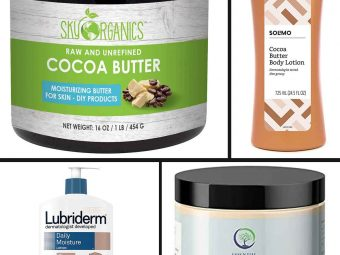 15 Best Cocoa Butter Lotions In 2020