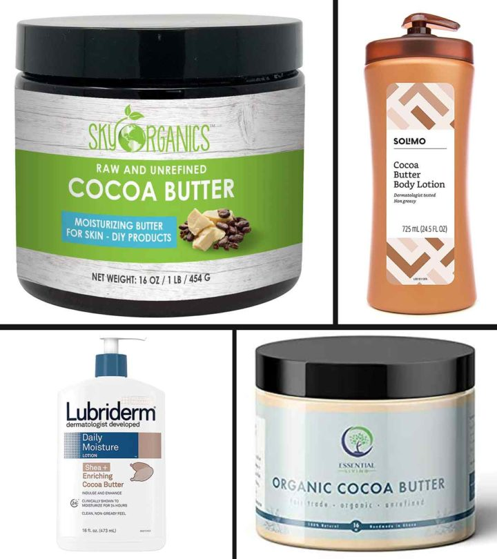 Cocoa Butter Lotions web