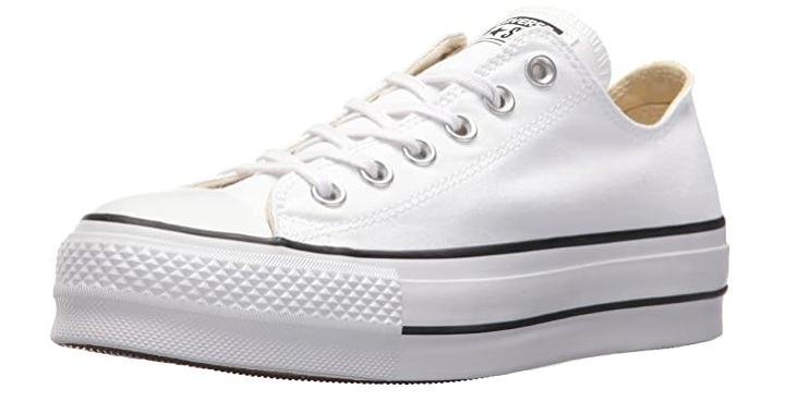 Converse Women's Chuck Taylor All Star Metallic Platform Sneaker