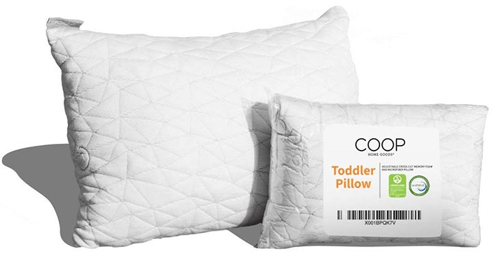 Coop Home Goods Toddler Pillow
