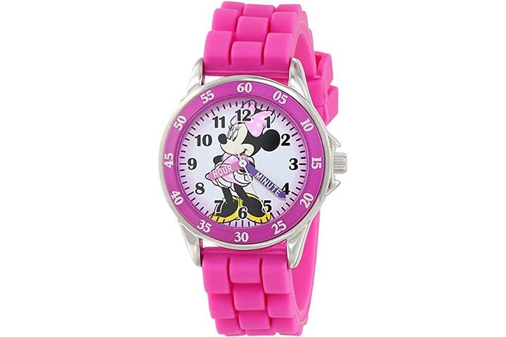 Disney Minnie Mouse Kids Analog Watch